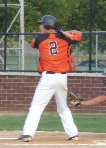 Zach Mickelson - Leavenworth Orioles