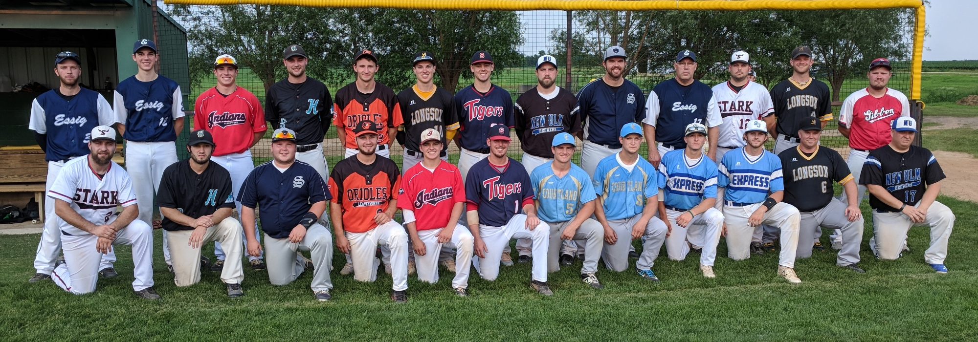 Nieuw Tomahawk East League - 2018 Tomahawk East vs Corn Belt All-Star ZX-51